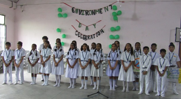 ENVIRONMENT DAY CELEBRATION 2019