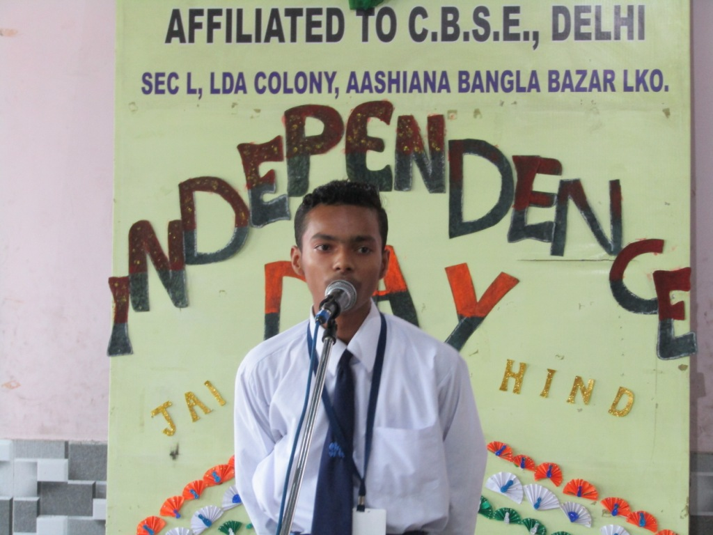 independence day and speech competition 2019